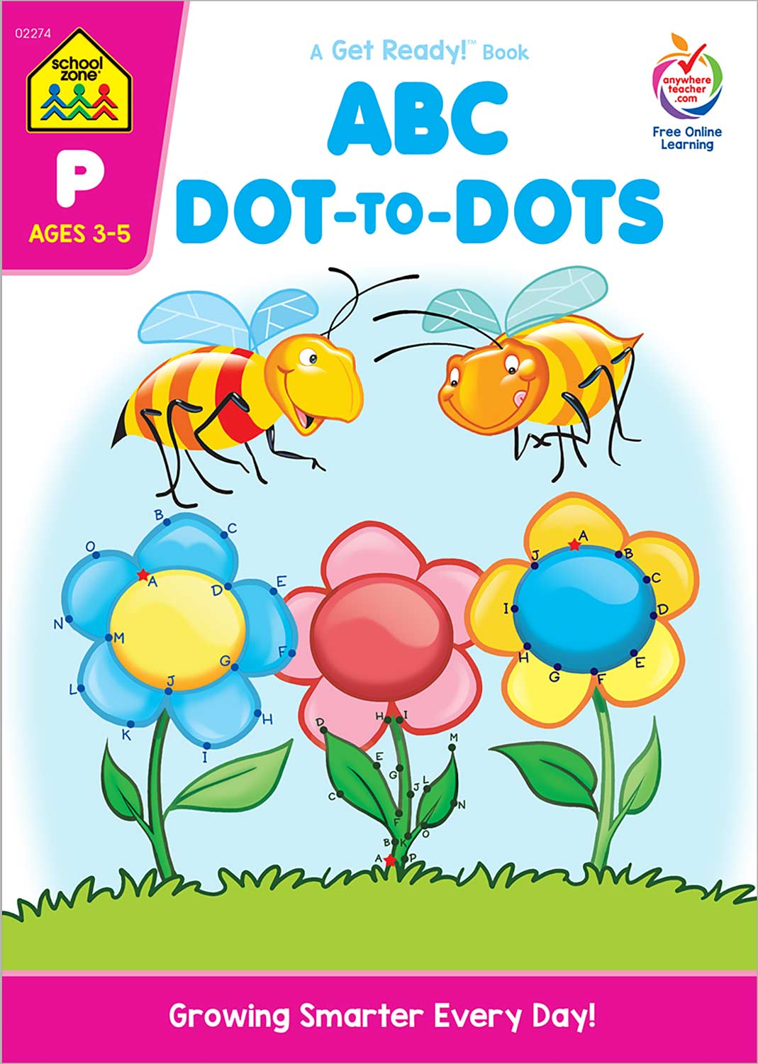 Abc Dot To Dots Deluxe Edition Workbook