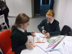 Making sculptures 2
