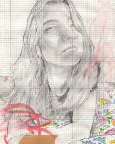 Artist Kristina Johnson