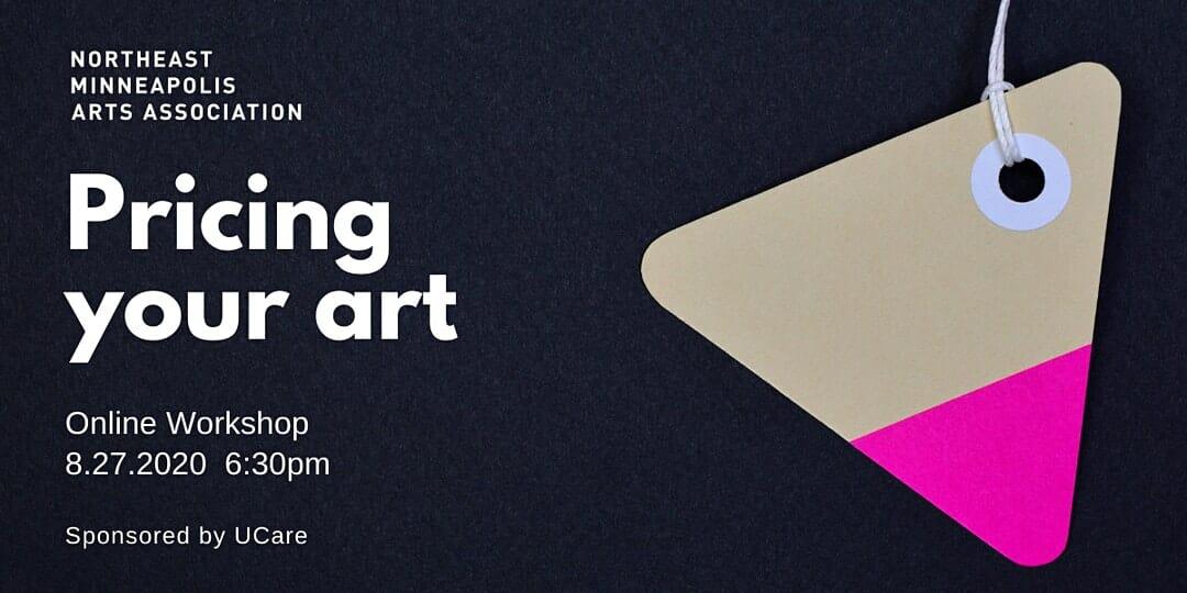 Pricing Your Art – NEMAA Online Workshop