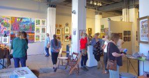 Saint Paul Art Crawl AZ Gallery
