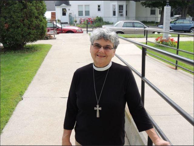 reverend gail currier baizenberger