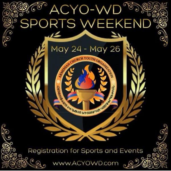 ACYO Sports Weekend
