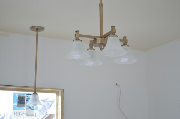 craftsman kitchen lighting