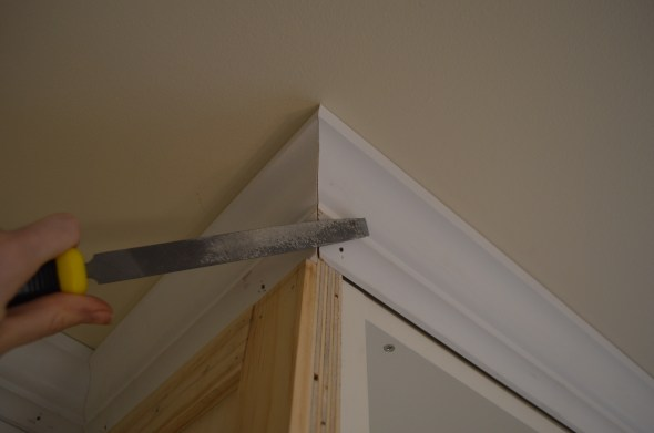 crown molding filing