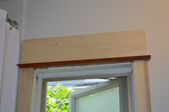 craftsman window trim