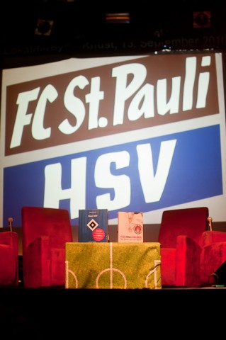 derby hsv st pauli feel the beat of the tambourine
