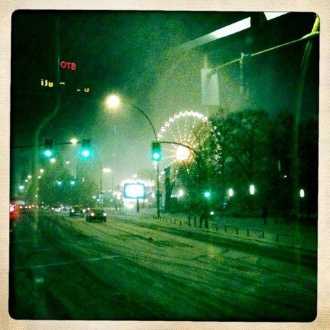 Winter DOM St. Pauli