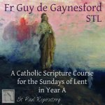 Lent Scripture Course Year A podcast artwork