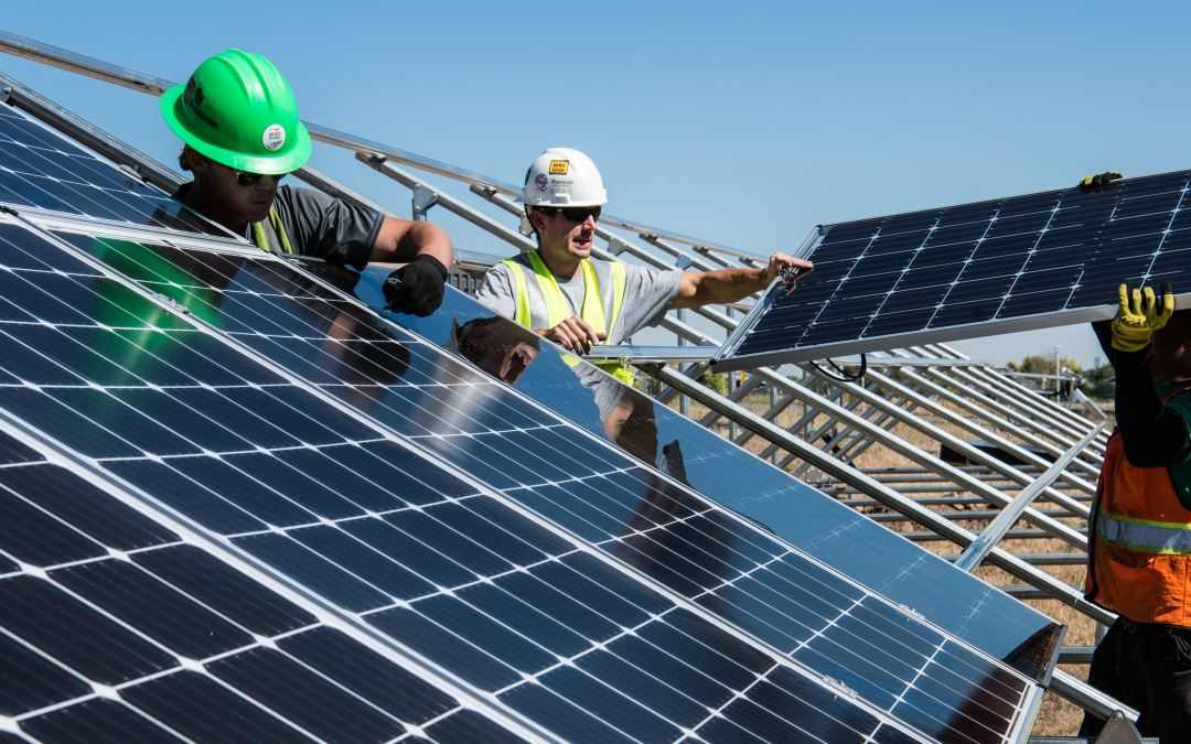 St. Paul's Center Goes Green: Reducing Energy Insecurity through Solar Power