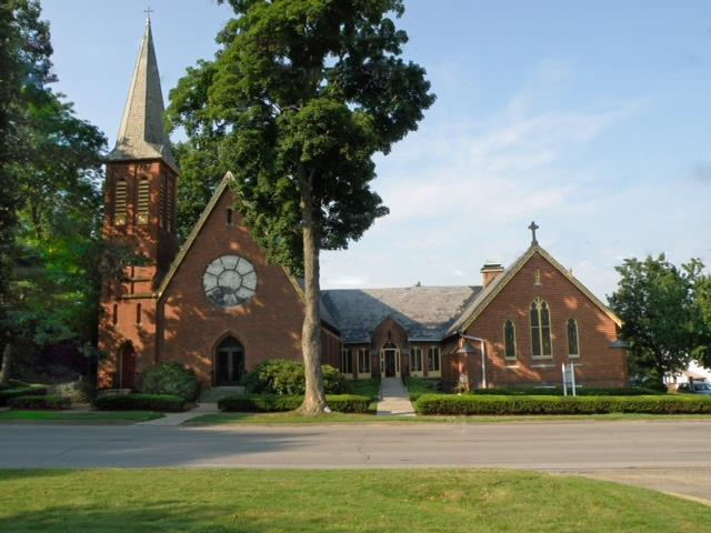 St. Paul's Episcopal Church in Montrose, PA