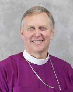 Bishop Kevin Nicols