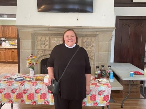 The Rev. Elizabeth Grohowski