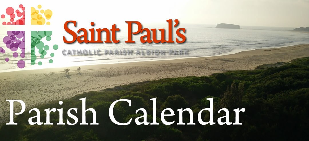 Full Parish Calendar