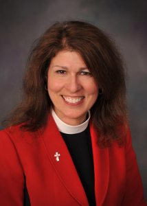 The Rev. Lauren A. Villemuer-Drenth