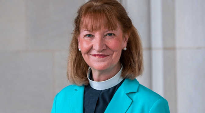 Sermon: The Rev. Canon Jan Naylor Cope