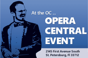 Broadway Cabaret @ Opera Central | Saint Petersburg | Florida | United States