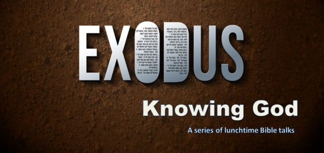Exodus lunchtime talks