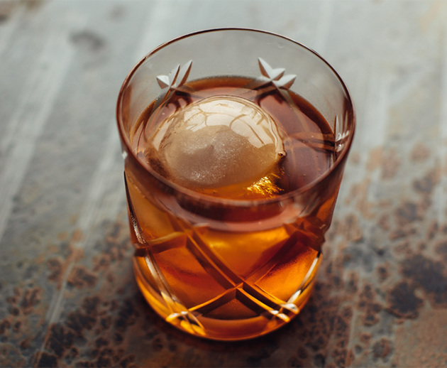 Craft Cocktail - Old Fashioned - Drink Photo