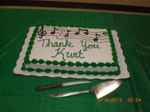 Kurt's Cake