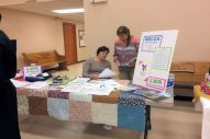 WELCA, Quilting and Lutheran World Relief