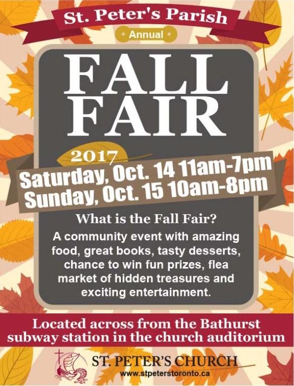 Fall Fair 2017