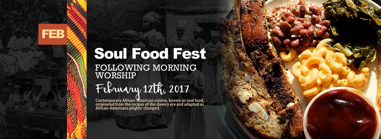 Soul Food Fest - St. Philip's Episcopal Church