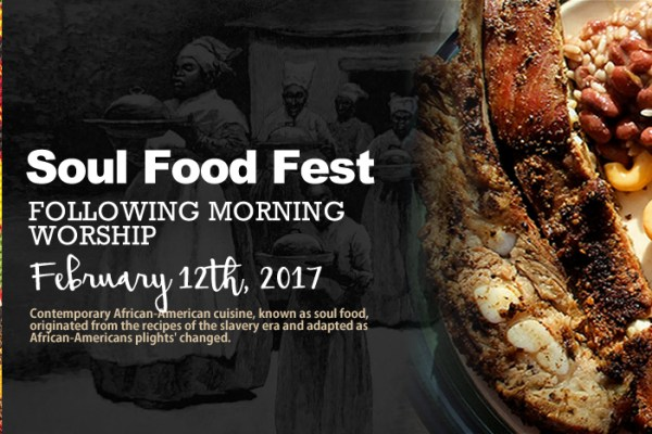 Soul Food Fest - St. Philip's Episcopal Church