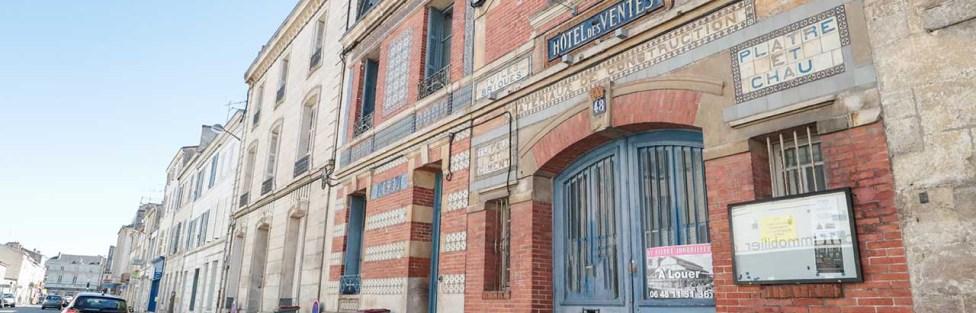 Hôtel des ventes à Niort