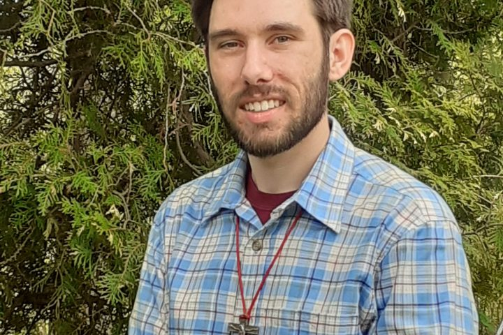 picture fo seminarian Jonathan Reitzel