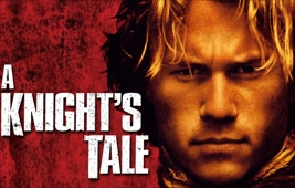 A KNIGHT'S TALE - at the BECU Drive-in Movies at Marymoor Park