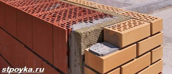 Оздоблення будинку облицювальною цеглою