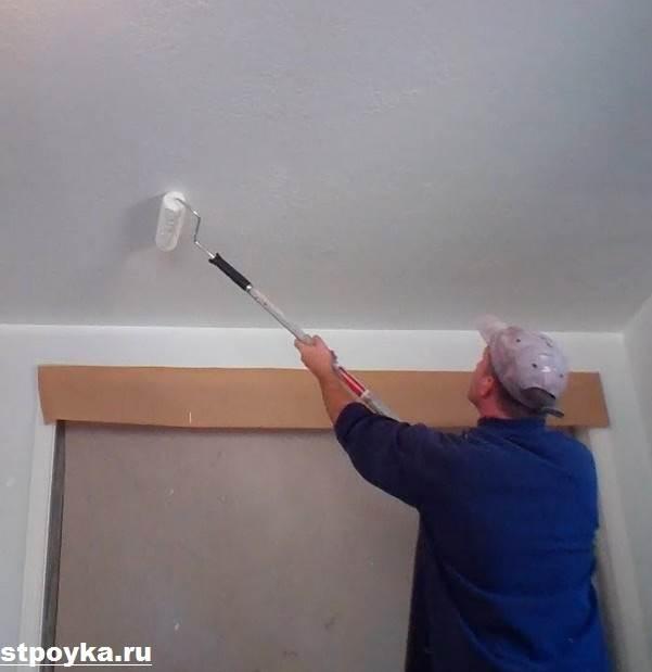 Як пофарбувати стелю? У який колір пофарбувати стелю?