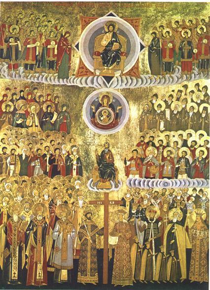 Image result for ascultarea de sfinti