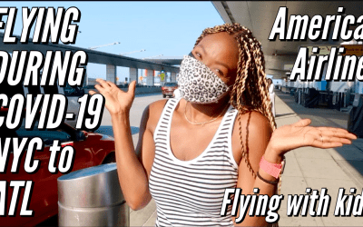 Flying from JFK to ATL…with kids!