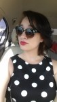 Polka Dots keeping it classy-