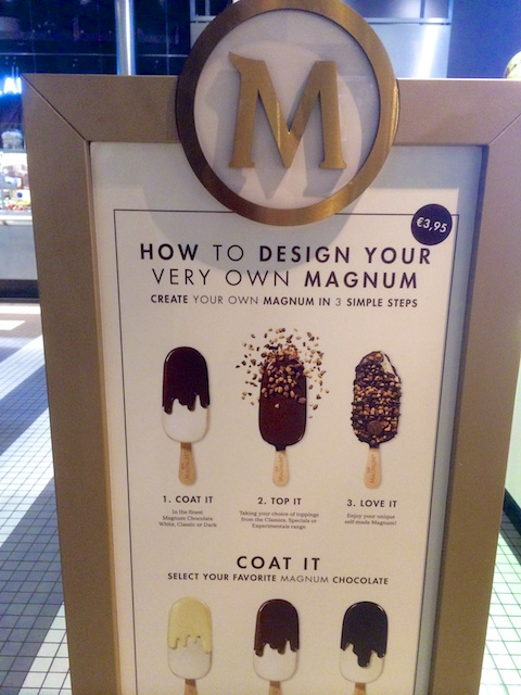 Design your Magnum,