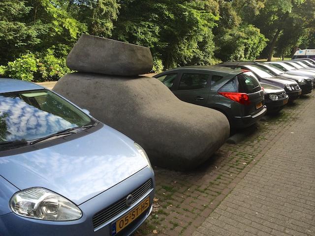 Parkeerkunst (1)