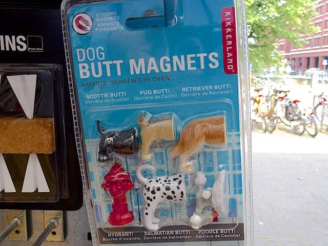 Butt Magnets