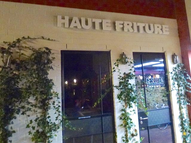 Haute Friture (1)