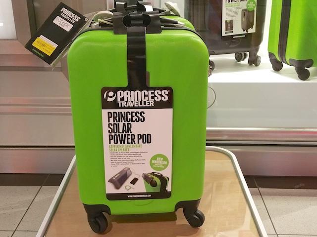 Oplaad-koffer