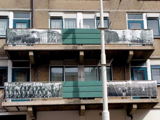 Balkon archief