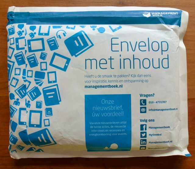 Envelop als folder