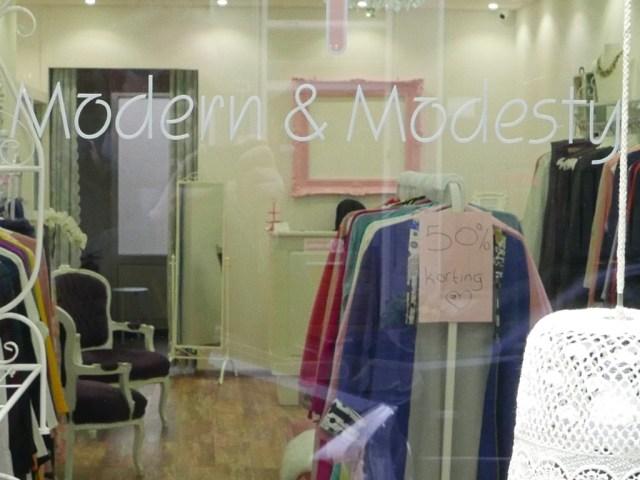 Modern & Modesty (1)