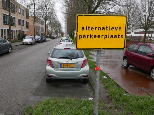 alternatief parkeren