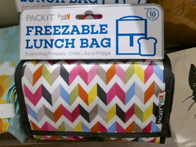 Freezable lunch