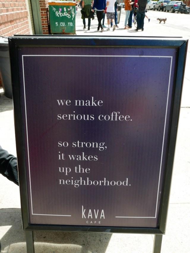 Serious Coffee