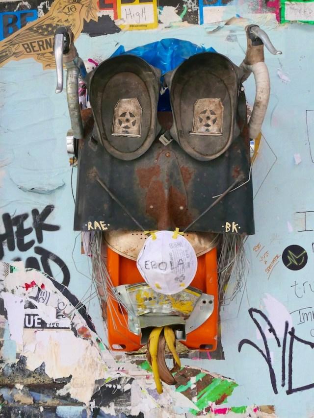 afval Masker