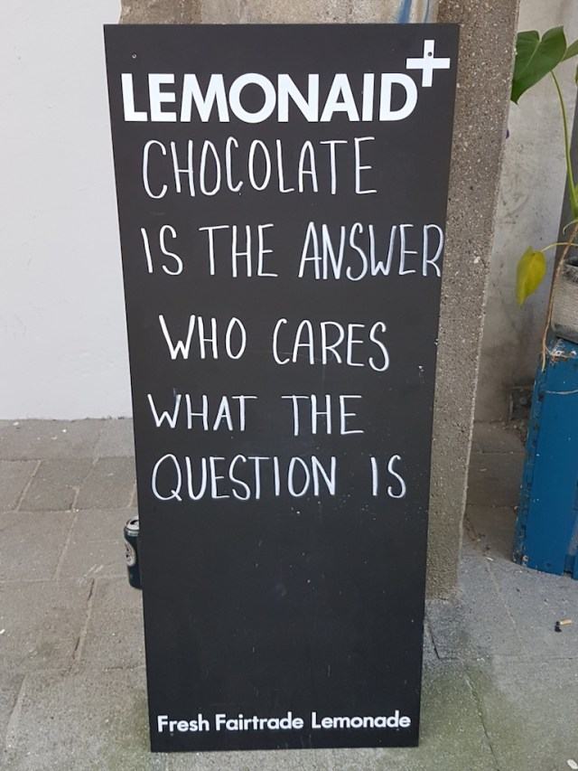 chocolade-answer