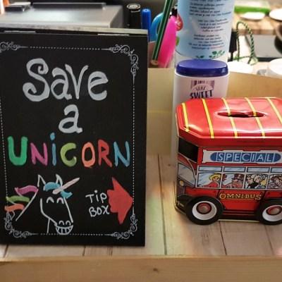 3360: SAVE A UNICORN